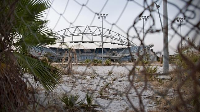 El legado de Atenas 2004: deudas millonarias y estadios abandonados