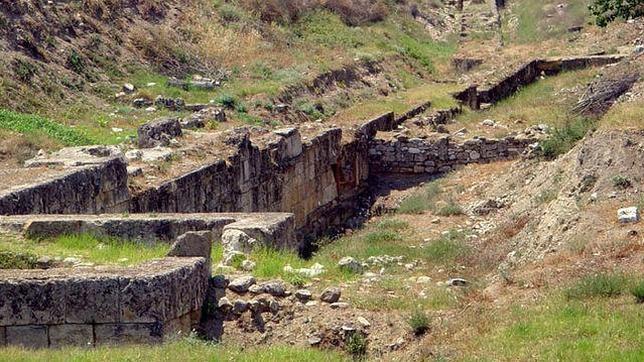 Descubierta una necrópolis donde podría descansar la familia de Alejandro Magno