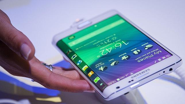 El Galaxy Note Edge en la IFA