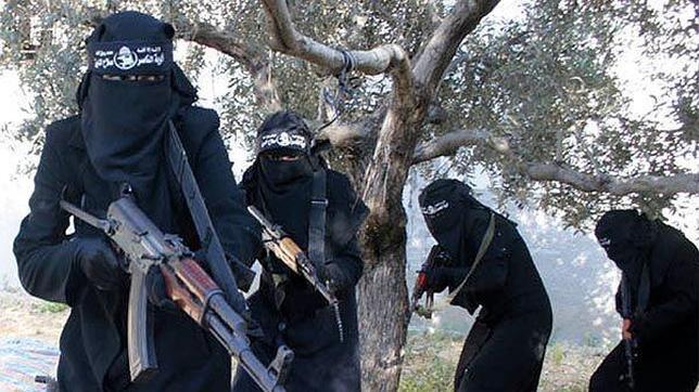 La yihad recluta a mujeres como esclavas sexuales de sus terroristas