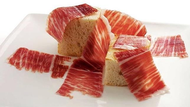El jamón es ya el plato favorito de los turistas que visitan España