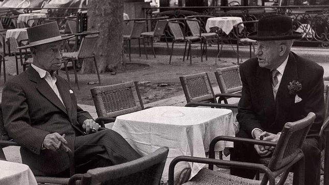 Ortega y Gasset y Rafael el Gallo