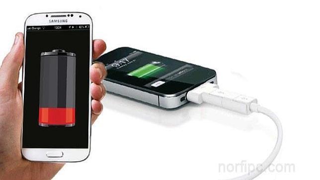 3462186084f Diez métodos para cargar el móvil cuando no tienes un enchufe cerca