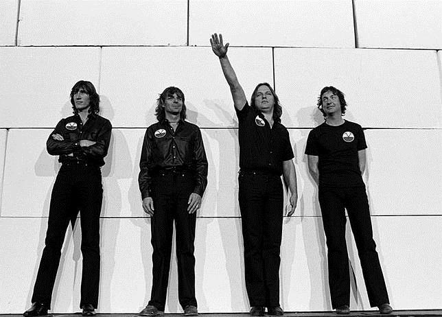 Pink Floyd, un grupo británico de culto