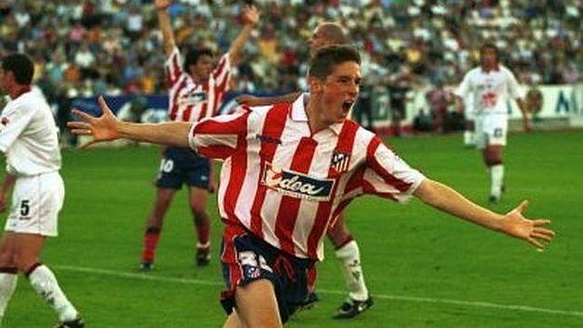 Cinco goles inolvidables de Fernando Torres como jugador del Atlético