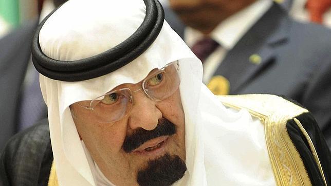 Foto de archivo tomada el 14 de agosto de 2012 del rey de Arabia Saudí