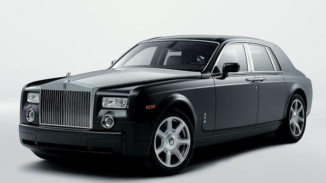 Modelo Phantom de la firma Rolls Royce