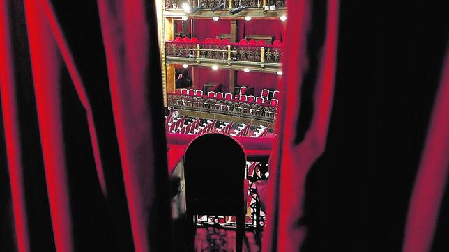 Los rincones y curiosidades del Teatro Español