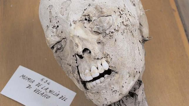 «Momia de la hija de Dr. Velasco», una leyenda urbana de Madrid.