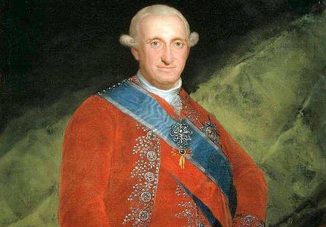 Carlos IV, el orfebre de esta curiosa estrategia planeada en 1793