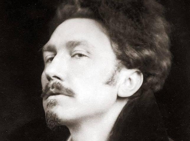 Ezra Pound en 1913. Fotografía de Alvin Langdon Coburn
