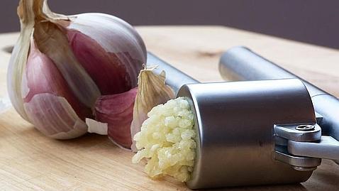 El ajo tiene propiedades saludables