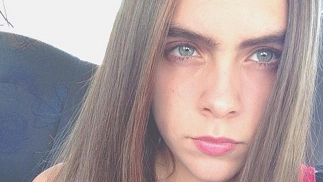 Olivia Herdt puede presumir de ser la doble uruguaya de la supermodelo inglesa Cara Delevingne