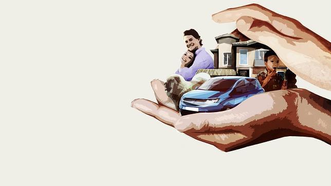 Aseguradoras como Mapfre aconsejan escoger productos que «cubran de forma suficiente nuestras necesidades»