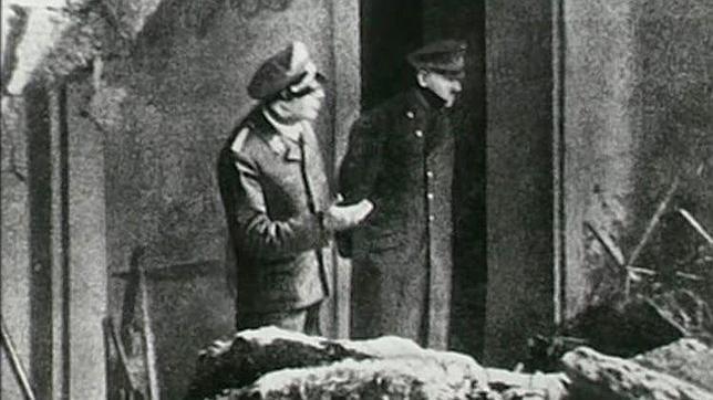El colapso del sueño criminal de Hitler