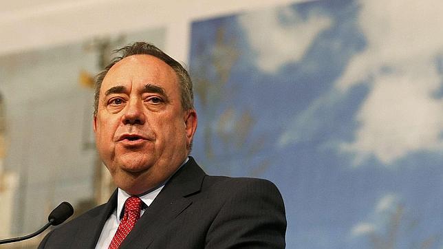 El nacionalista escocés Alex Salmond