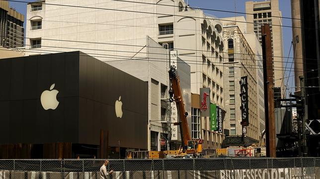 Apple lidera por primera vez el mercado chino de teléfonos inteligentes