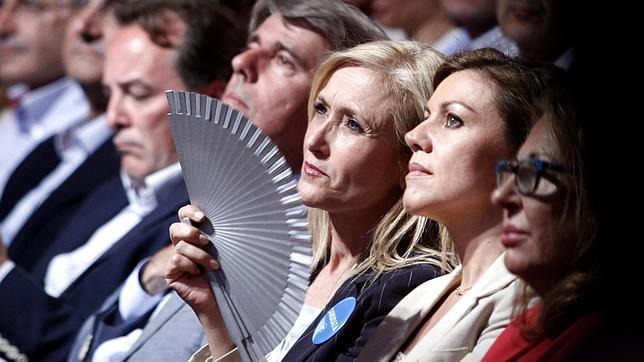 Cifuentes y Cospedal, candidatas en Madrid y Castilla-La Mancha