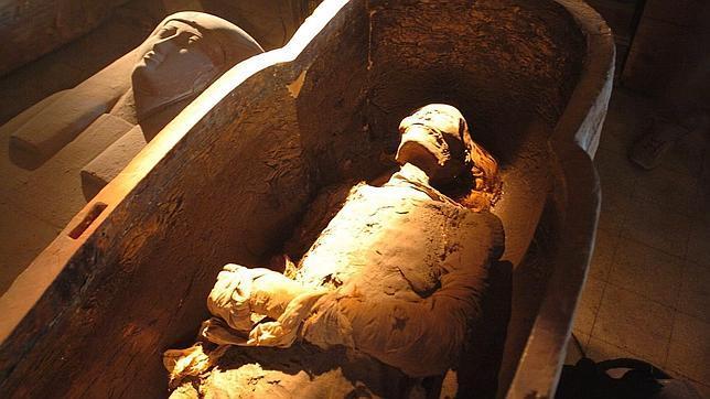 La momificación, según se ha demostrado actualmente, era sumamente efectiva