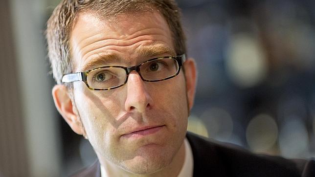 El nuevo director general de Lufthansa en España, Carsten Hoffmann