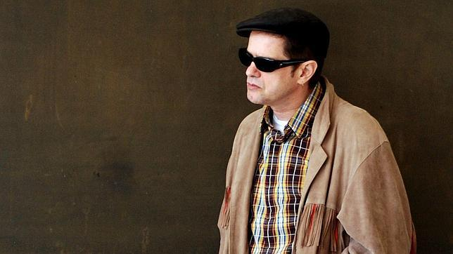 Santiago Auserón, en el Auditorio de Barcelona (2012)