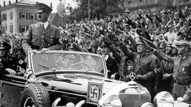 Hitler, sabedor de la importancia de las ETS, fue uno de los ideólogos de los prostíbulos de campaña