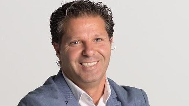 Jorge Pérez, concejal y portavoz de Ciudadanos en Leganés