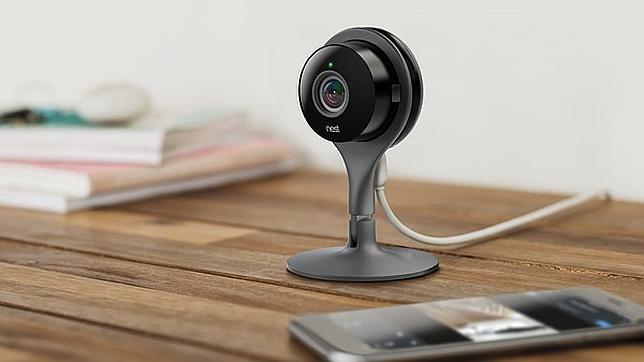 La cámara de seguridad de Google