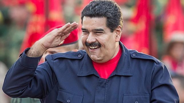 Nicolás Maduro, en una imagen de archivo