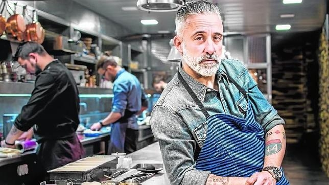 En la imagen, el chef barcelonés Sergi Arola