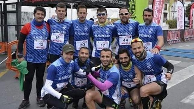 El Club Atletismo Sexitano de Almuñecar (Granada)