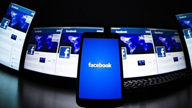 La aplicación de móvil de Facebook