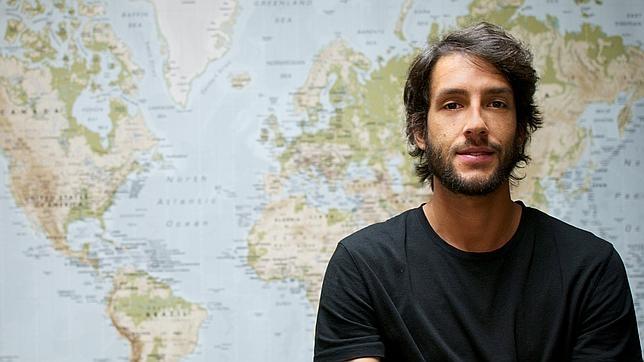 Sergio Álvarez, cofundador de CartoDB