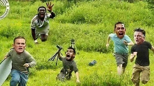 Las bromas más crueles tras el Arsenal-United