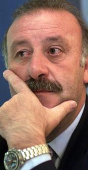 Del Bosque no quiere confianzas. Ignacio Gil