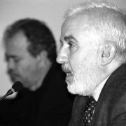 Carlos Gil y Alfredo Alonso, en la presentación del programa. A. Martínez