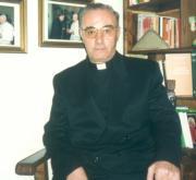El toledano Juan García Santacruz, actual obispo de Guadix. ABC