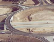 Las conexiones de la autovía con El Altet son las más deficientes. S. M.