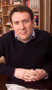 Luis G. Martín. Chema Barroso