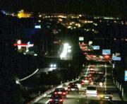 La Nacional 620 fue una de las carreteras más saturadas durante el puente. ICAL