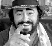 Luciano Pavarotti será una de las estrellas del Festival de Música de Galicia. AP