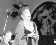 RAÚL DOBLADO  Teresa Berganza, durante una de sus actuaciones
