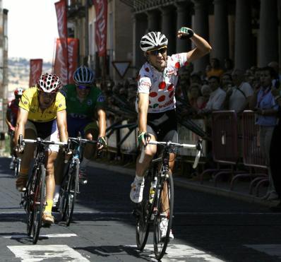 Raúl García Mateo se adjudica la XLIII Vuelta Ciclista a Toledo