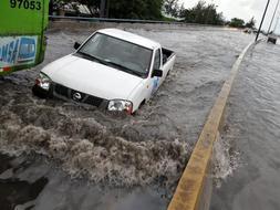 'Fay' es la sexta tormenta de la temporada de huracanes en el Atlántico. /EFE