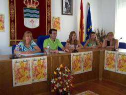 Presentación de las fiestas de La Villa
