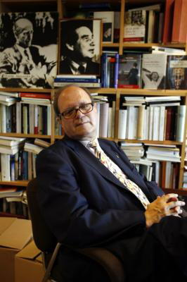 Pere Gimferrer, poeta y académico: «Escribo poesía de la experiencia»
