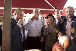 Los «novillos» autonómicos marcaron la celebración de la Fiesta Nacional