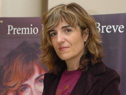 La autora de 'Manolito Gafotas', El vira Lindo, en una imagen de archivo.
