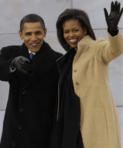 Michelle, la otra «jefa» de la Casa Blanca