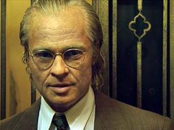 Fotograma de 'El curioso caso de Benjamin Button', favorita como mejor película en los Oscar y por la que Brad Pitt (en la foto) opta a la estatuilla como Mejor Actor. / Archivo